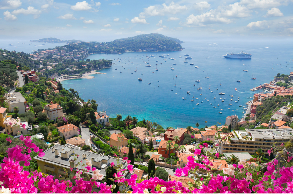 Places you MUST visit in the French Riviera