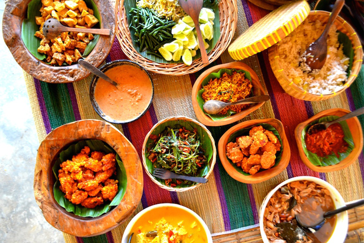 Best Food Finds of Bali