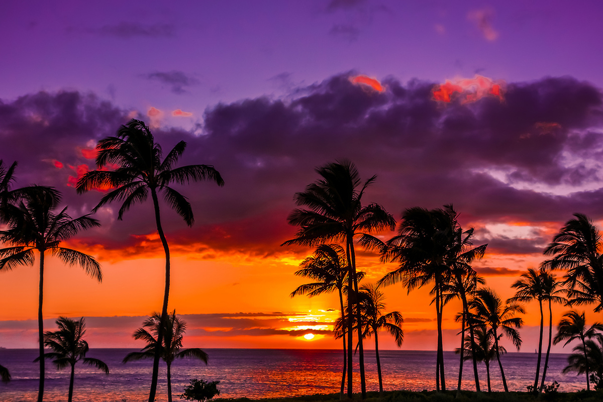 The Top Hawaiian Destinations For Sunset Views