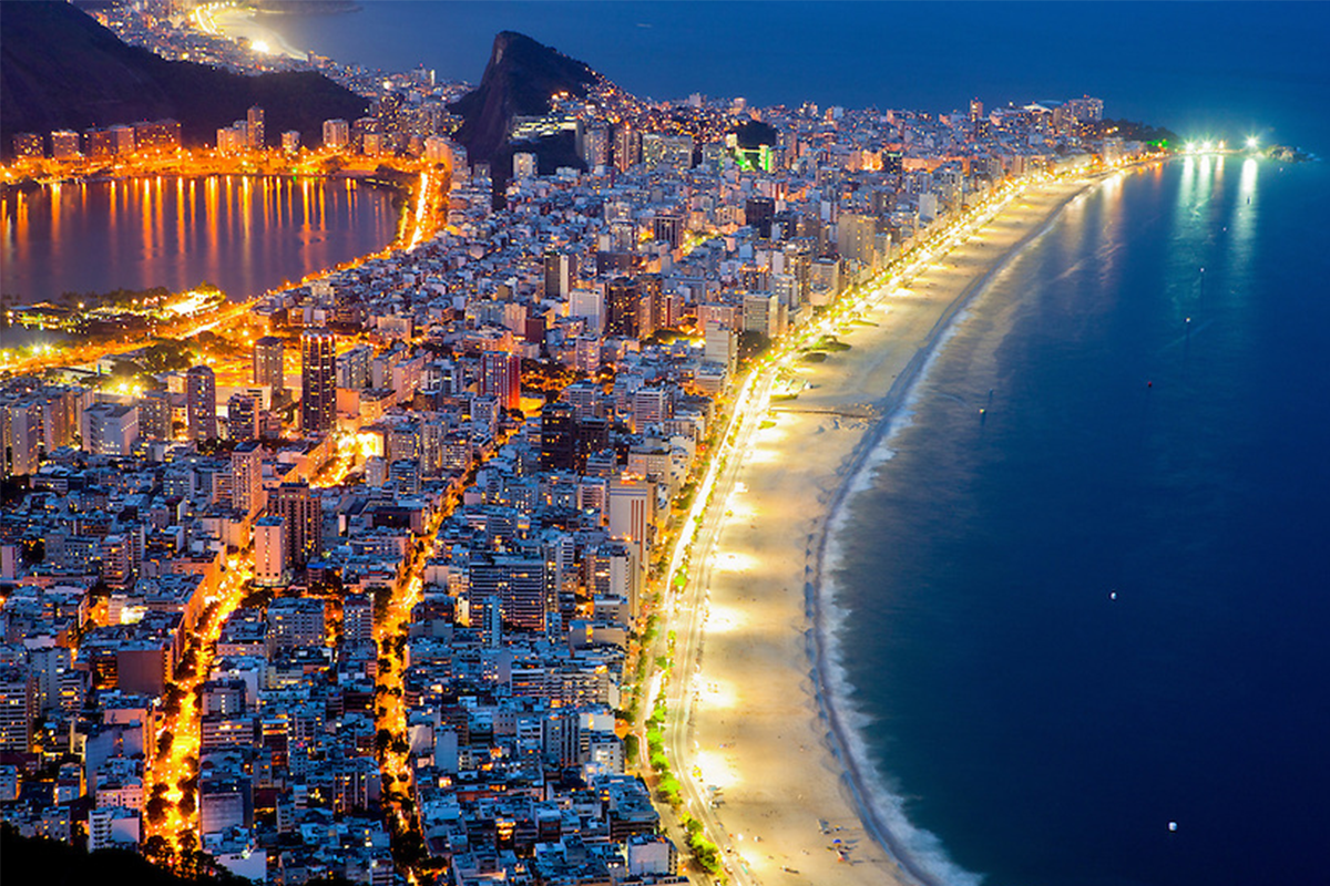 5 Places to Have the Night of Your Life in Rio De Janeiro