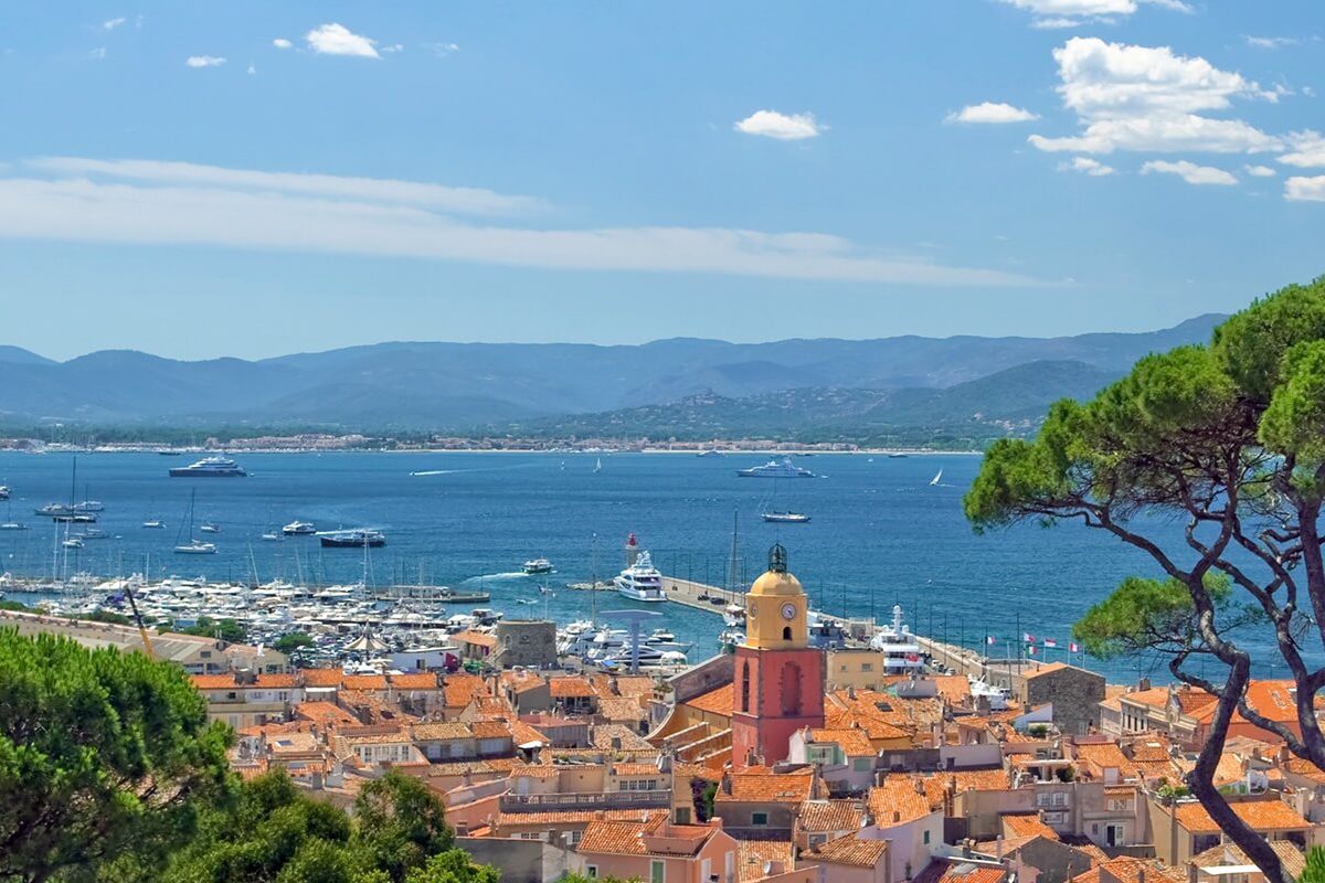 The Sweet Side of St. Tropez